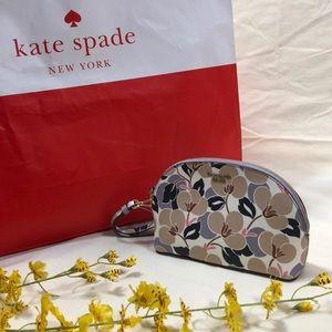 NWT Kate Spade NY Med Dome cosmetic